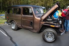 kraken jeep street feature a fuel injected u002752 willys delivery sedan