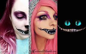 creepyvel the blog of creepy beauty cheshire cat mouth stencil