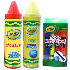 crayola washable bath crayons bath shower gel 400ml coloured crayola washable bath crayons bath shower gel 400ml coloured foam soap set