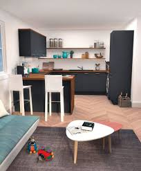 salon sejour cuisine ouverte modele de cuisine ouverte sur le salon sejour cuisine 50m2 pinacotech