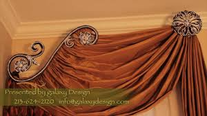 video 30 designer window treatments luxurious curtains and