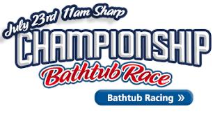 Bathtub Race Track Loyal Nanaimo Bathtub Society Home