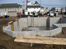 reinforced concrete basement wall design varyhomedesign com