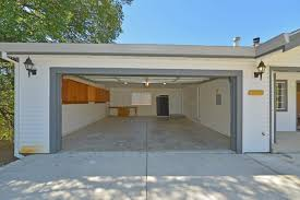 spacious two car garage at 825 bahia vista court lake berryessa