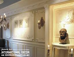 Molding Ideas For Walls Decorative Wall Molding Or Wall Moulding - Moulding designs for walls