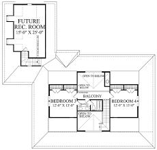 Open Floor Plans With Wrap Around Porch Farmhouse Style House Plan 3 Beds 50 Baths 2597 Sqft Hahnow