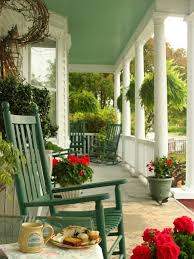 Country Home Decor Pictures Front Porch Decorating Ideas From Around The Country Diy