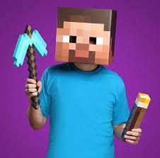 Steve Minecraft Halloween Costume Minecraft Steve Costume Buy