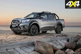 black nissan sports car nissan navara n sport black edition released 4x4 australia