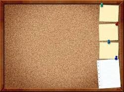 pin board notice board at rs 100 square notice board id 10842736248
