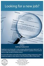 Seeking Poster Ethics Ethics Posters