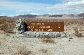 anza borrego anza borrego desert state park