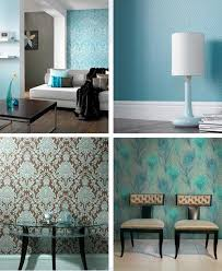 wall decor turquoise cool rooms 2015
