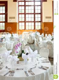 orchid centerpiece wedding tables with and orchid centerpiece stock photo image of