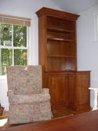 cherry corner bookcase ken dubrowski ken dubrowski artisan u0027s studio marshfield ma