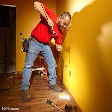 fishing electrical wire through walls electrical wiring diy