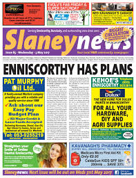 slaney news issue 85 may 2017 by frank corcoran issuu