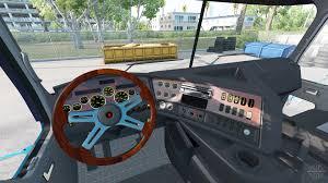 kenworth concrete truck k200 for american truck simulator