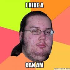 Can Am Meme - am guy