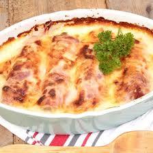 comment cuisiner le radis noir cuit recette gratin de radis blanc à la sauce béchamel