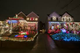 Dyker Heights Christmas Lights Dyker Heights Christmas Lights Street Tags Christmas Lights In