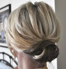 Hochsteckfrisurenen Zum Selber Machen F Schulterlanges Haar by Einfache Frisuren Fã R Schulterlanges Haar Schöne Neue Frisuren