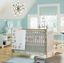 trendy baby nursery design inspiration with black crib glass