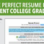 Resume Template For Recent College Graduate Resume Template For Recent College Graduate Rimouskois Job Resumes