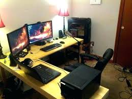 Best Computer Desks For Gaming U Shaped Gaming Desk Best L Shaped Computer Desk L Shaped Gaming