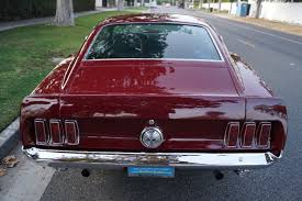 Used Black Mustang 1969 Ford Mustang Stock 322 For Sale Near Torrance Ca Ca Ford