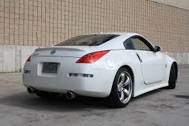 Nissan 350z Coupe - 2008 nissan 350z specs and photots rage garage