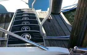 boarding steps and stairs todd marine products