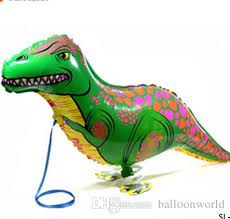 birthday balloons delivery for kids 85 40cm dinosaur foil balloon kids birthday wedding party