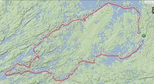 Bwca Map Boundary Waters