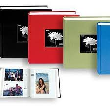 cloth photo album pioneer 4 x 6 in cloth frame photo album 200 photos assorted