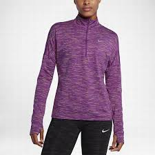 nike 899637 550 women u0027s long sleeve running top nike element