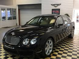 bentley continental flying spur used bentley continental flying spur 6 0 w12 4dr auto for sale in