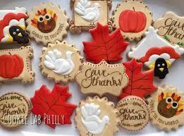thanksgiving cookies debbie werlin