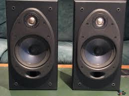 polk audio rt35i bookshelf speakers 150 or best offer photo