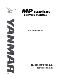 yanmar mp series service manual fuel injection valve