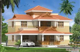 traditional malayalee 3bhk home design at 2060 sq ft
