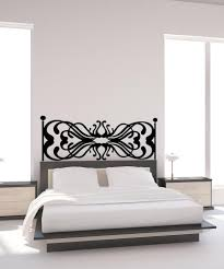 vinyl wall decal sticker headboard design os aa1160