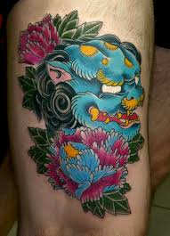 foo dogs tattoos best find this pin and more on foo dog tattoo