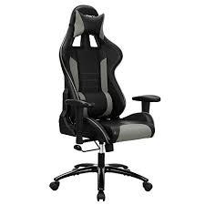 fauteuil de bureau sport songmics fauteuil de bureau fauteur gamer fauteuil racine sport à