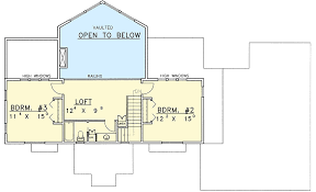 mountain home plan for view lot 35100gh architectural designs