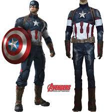 ultron costume age of ultron captain america steve rogers