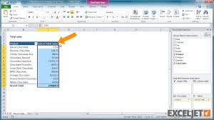 What Is A Pivot Table Excel Excel Tutorial How To Format Numbers In A Pivot Table