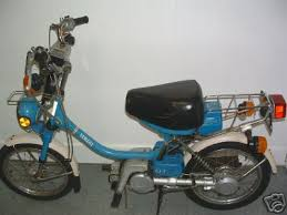 classic moped parts services