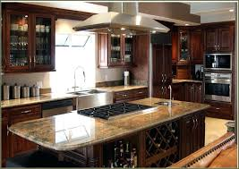 kitchen islands with cooktop kitchen island with cooktop isl or sink range ideas