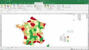 Choropleth Map Example How To Classify Data On Filled Map Example For Population On